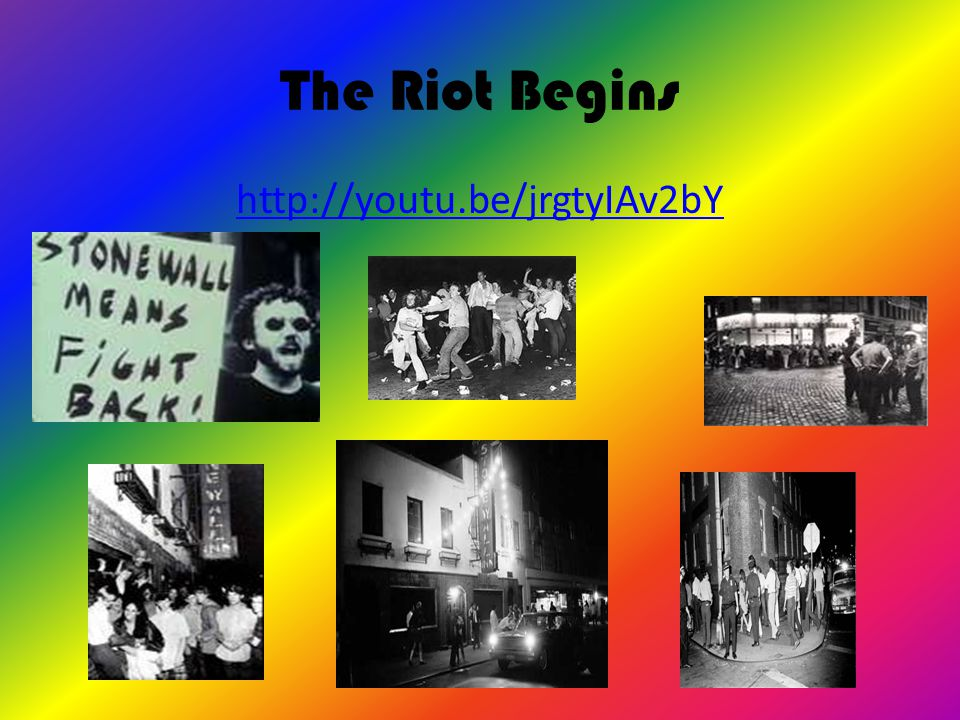 The Riot Begins http://youtu.be/jrgtyIAv2bY