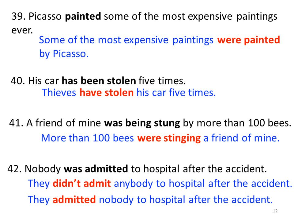 39. Picasso painted some of the most expensive paintings ever.
