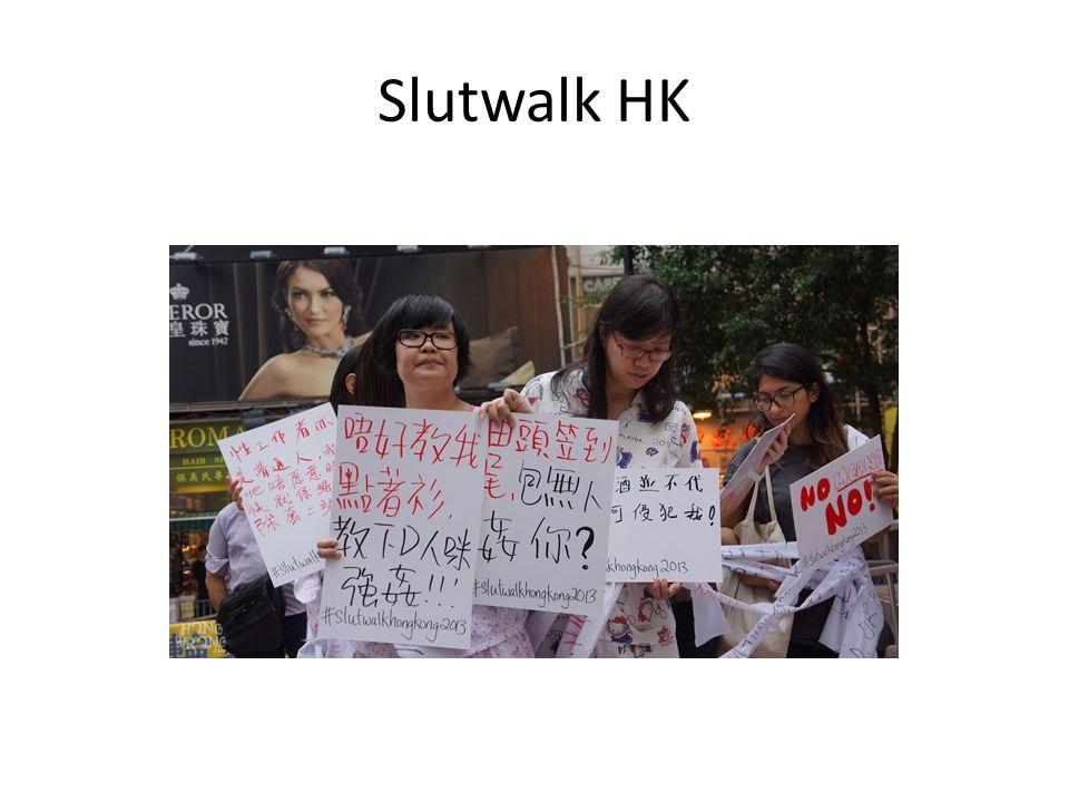 Slutwalk HK
