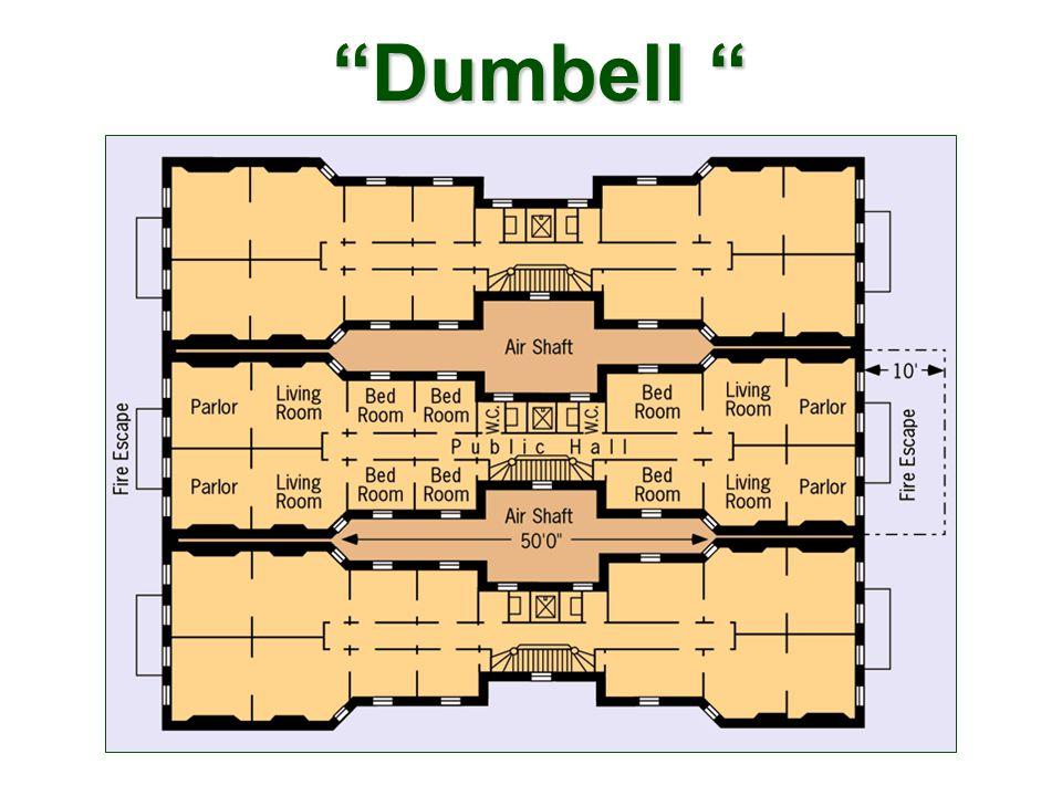 Dumbell Tenement