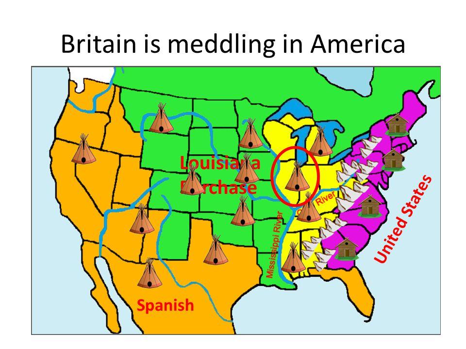 Britain is meddling in America