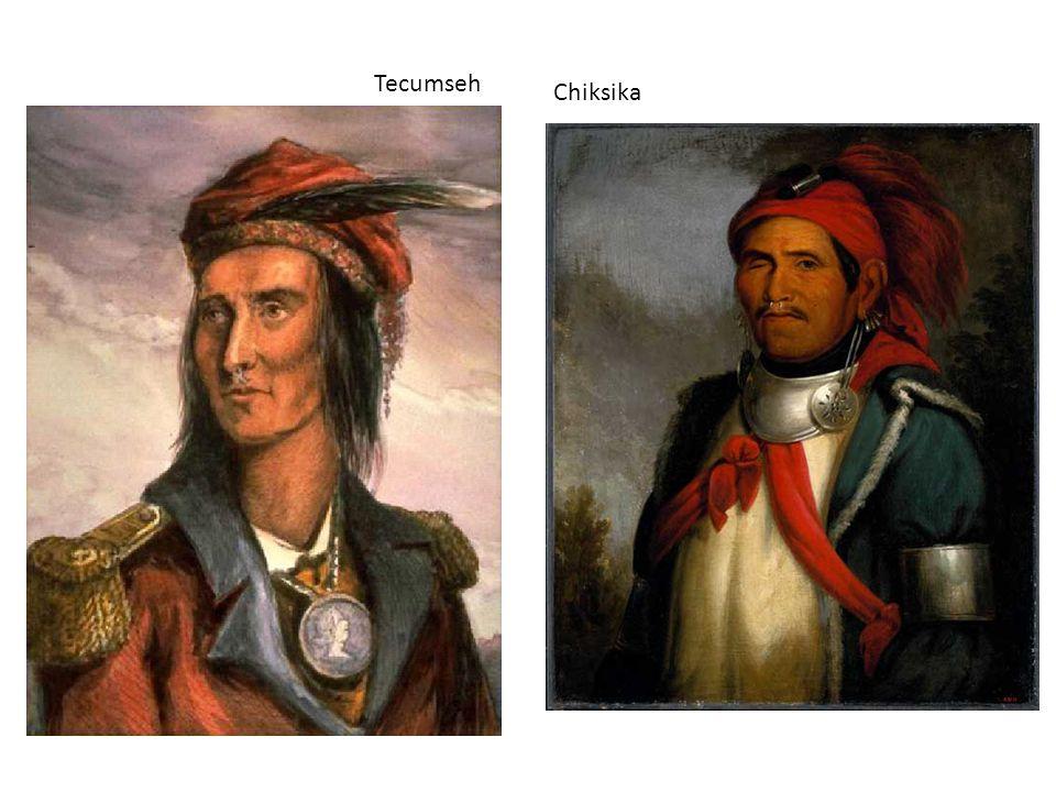 Tecumseh Chiksika.