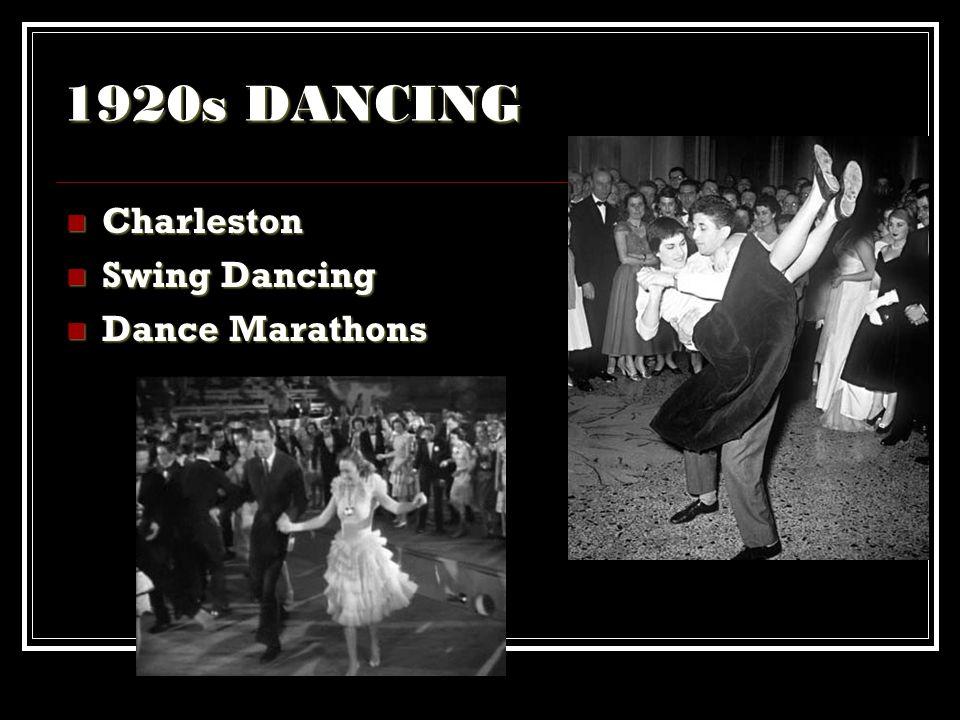 1920s DANCING Charleston Swing Dancing Dance Marathons