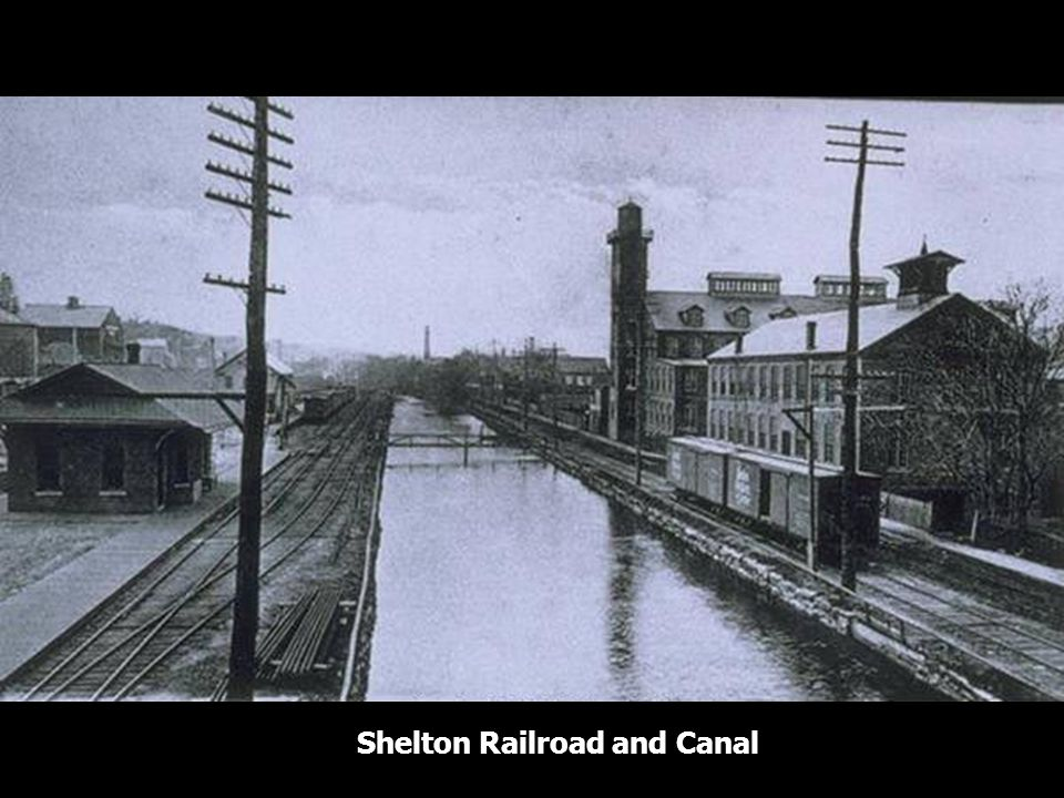 Shelton Railroad and Canal