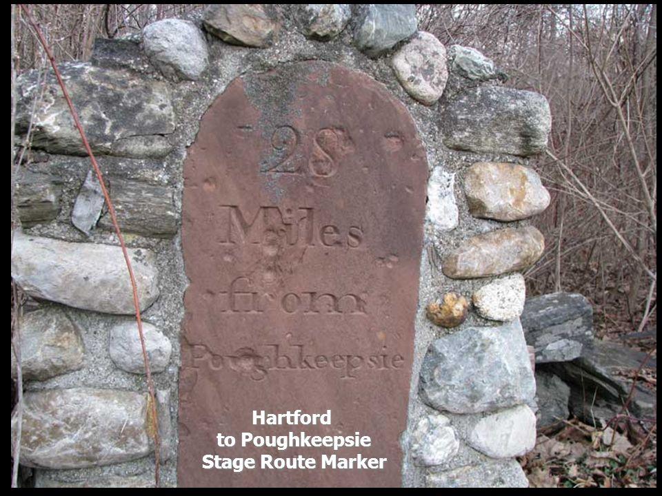 Hartford to Poughkeepsie