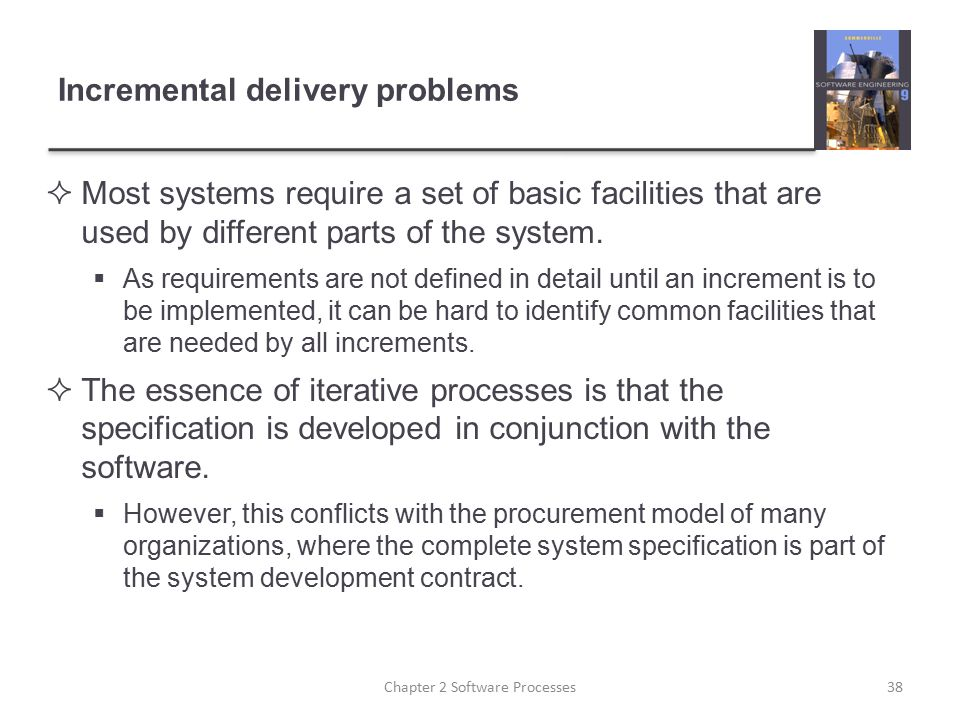 Incremental delivery problems