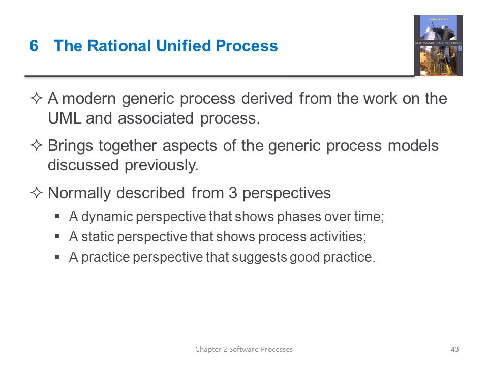 6 The Rational Unified Process