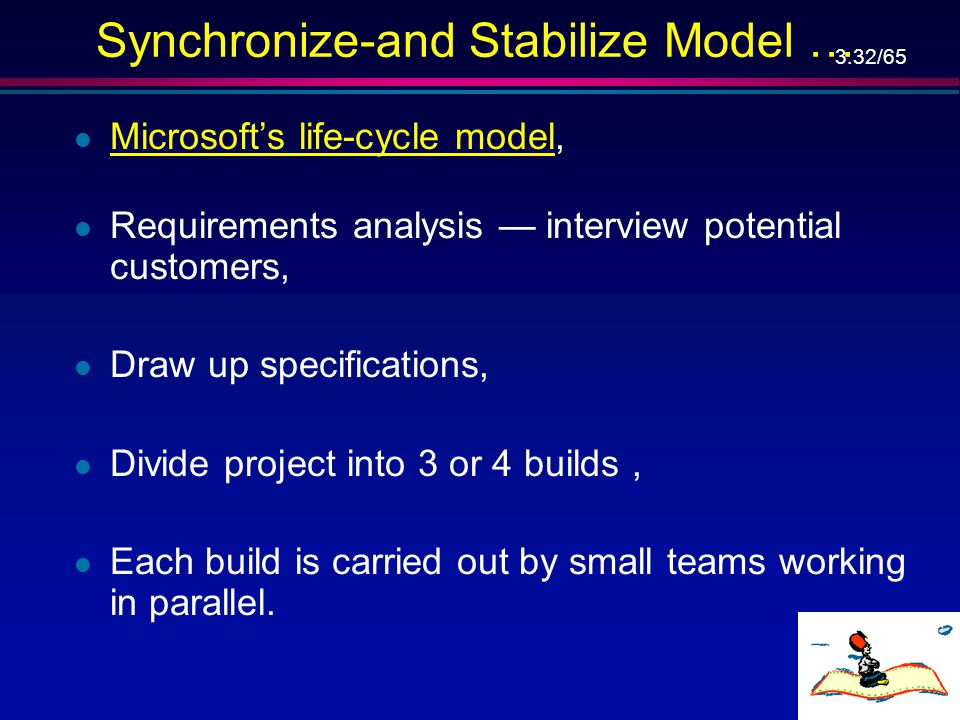 Synchronize-and Stabilize Model …
