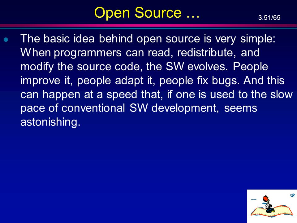 Open Source …
