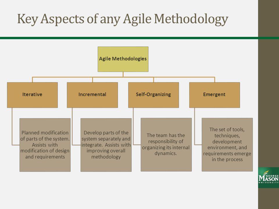 Key Aspects of any Agile Methodology