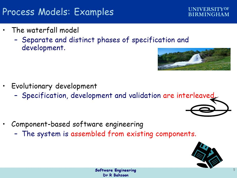 Process Models: Examples