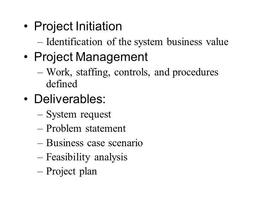 systems analysis and design statement of the problem banking system Systems analysis and design a project cannot have both predictive and adaptive elements a technical understanding of information systems b problem.