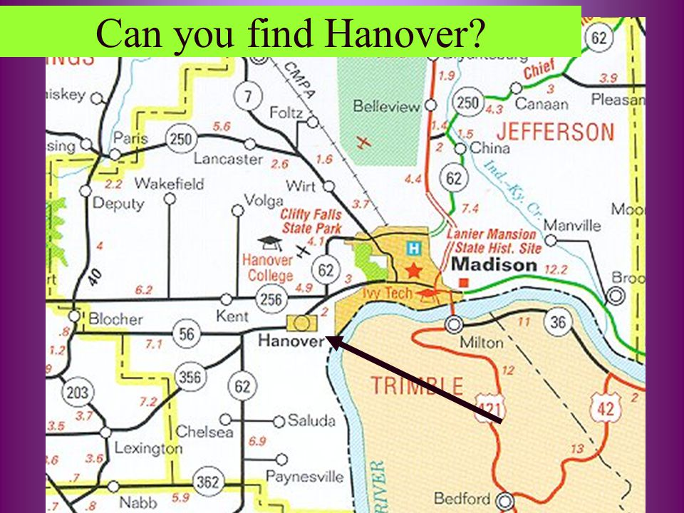 Can you find Hanover