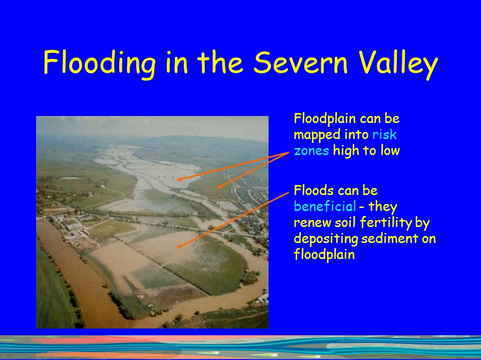 Flooding in the Severn Valley