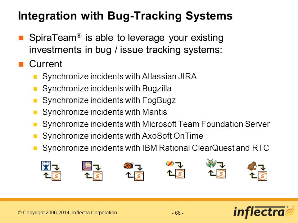 Integration with Bug-Tracking Systems
