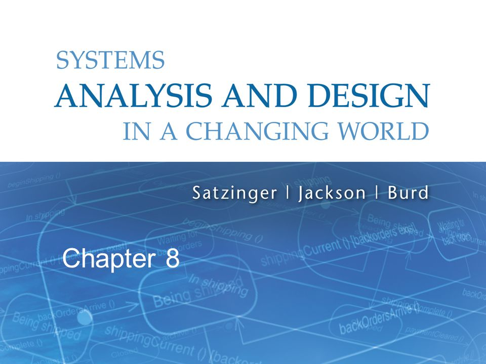 Systems Analysis and Design in a Changing World, 6th Edition