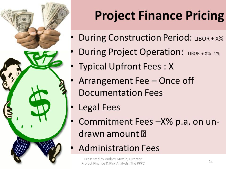 Project Finance Pricing