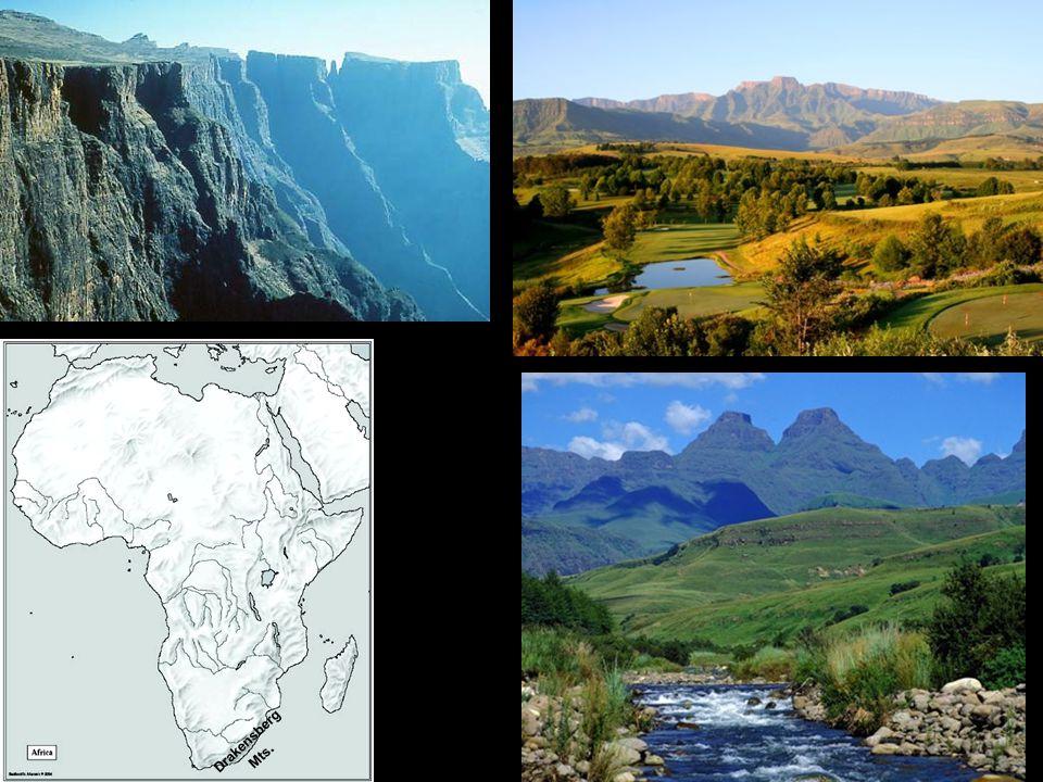 Drakensberg Mts.