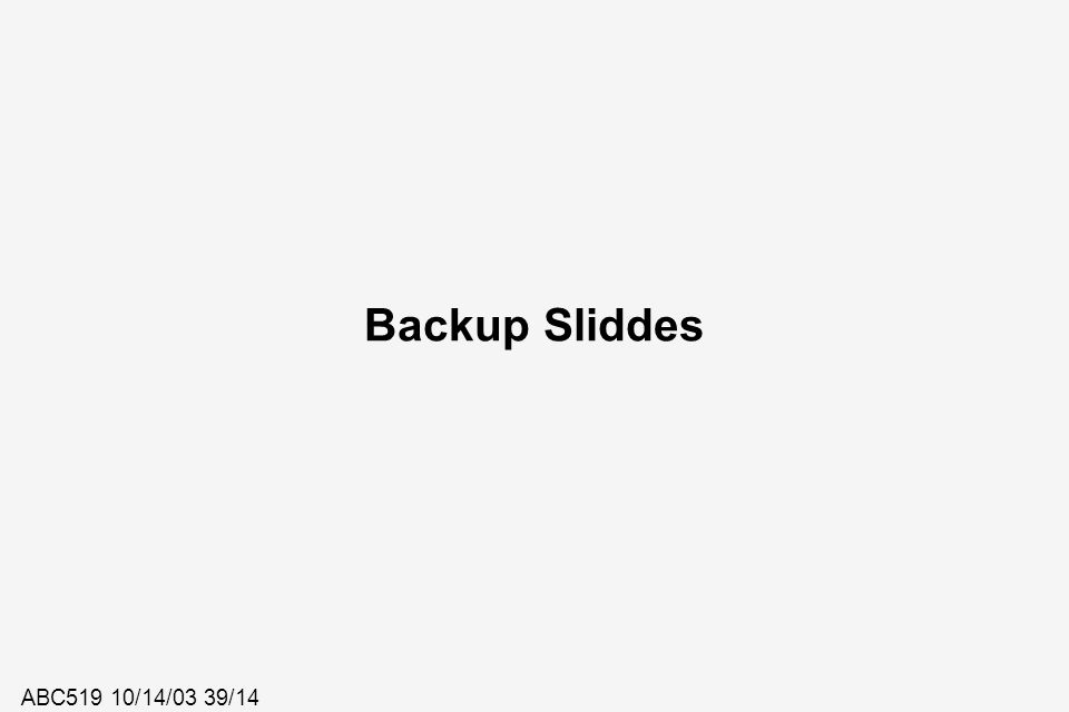 Backup Sliddes