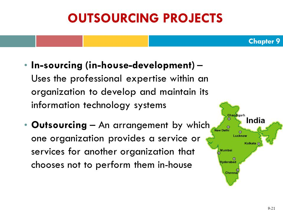 OUTSOURCING PROJECTS