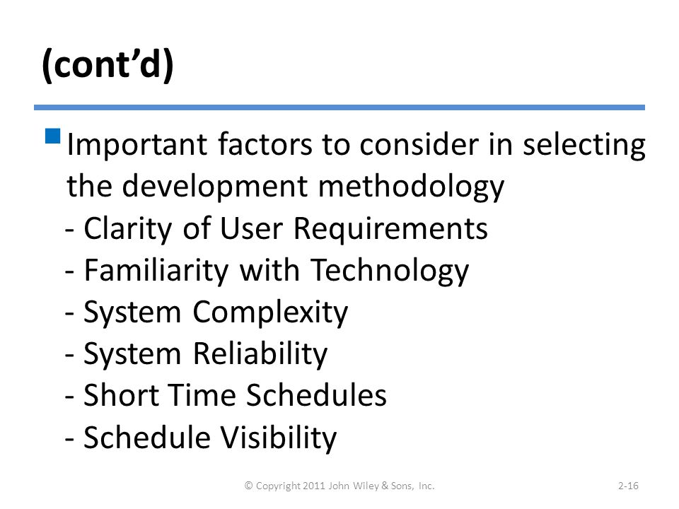 Estimating the Project Time Frame