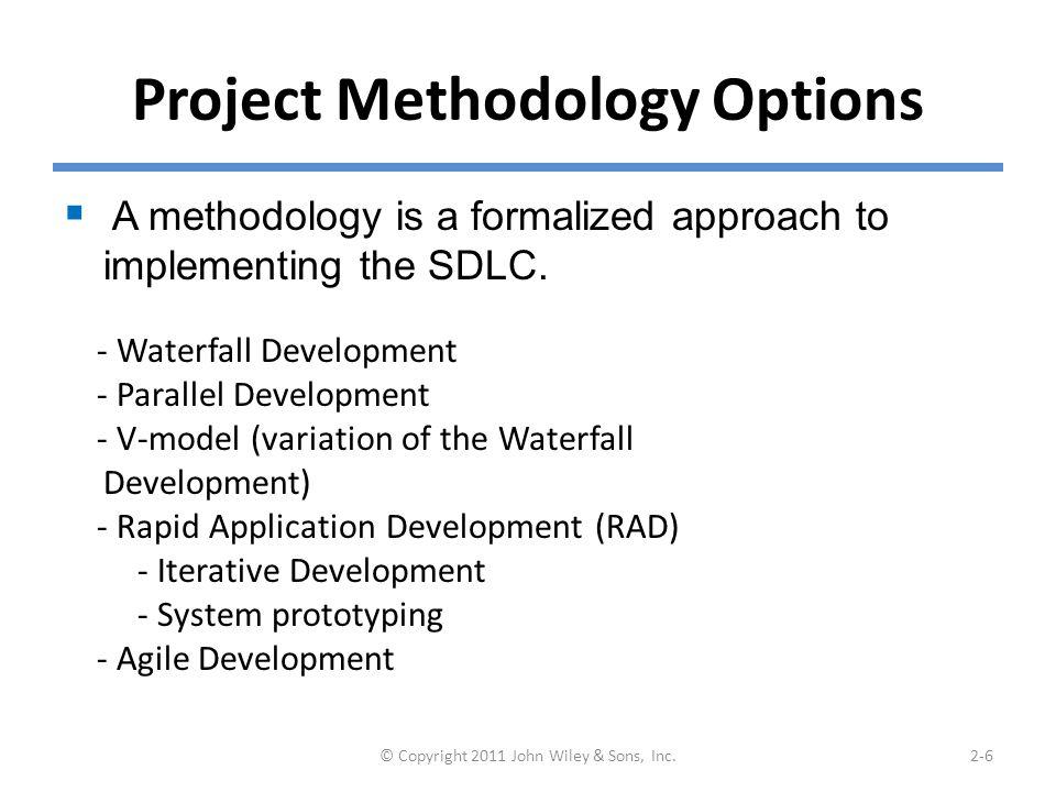 Waterfall Development