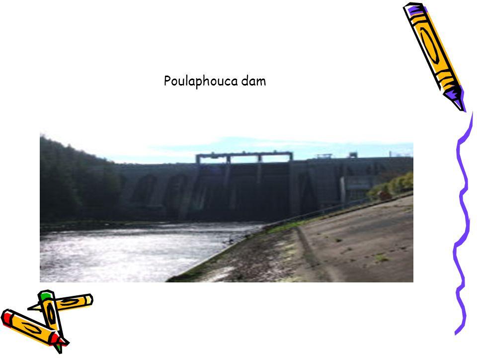 Poulaphouca dam