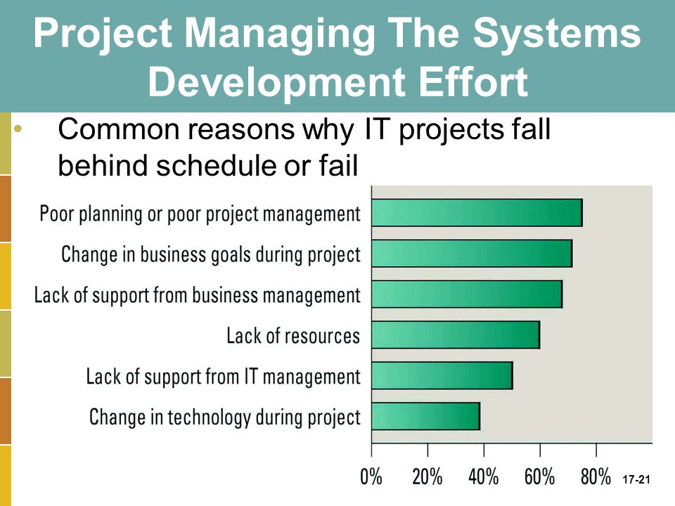 Project Managing The Systems Development Effort