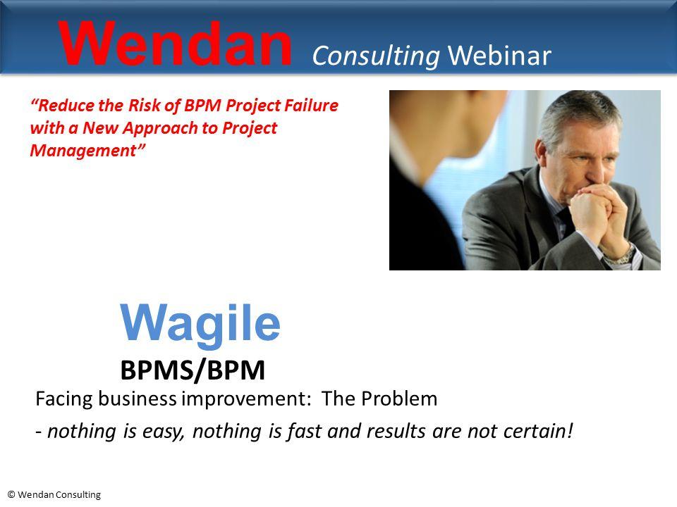 Wendan Consulting Webinar