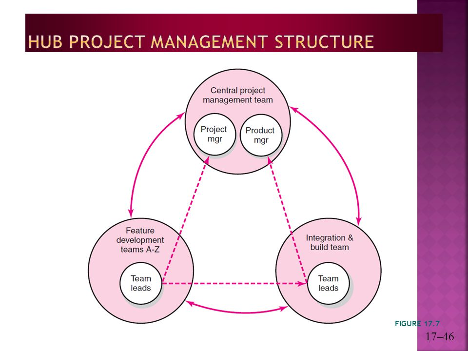 Hub Project Management Structure