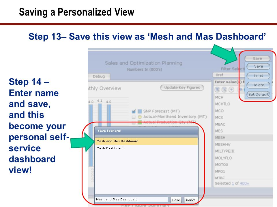Online Help System for Your Dashboards