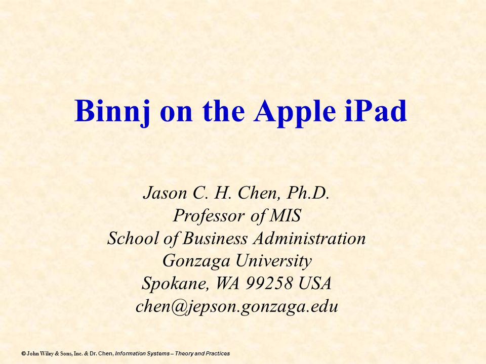 binnj case Custom binnj on the apple ipad harvard business (hbr) case study analysis & solution for $11 innovation & entrepreneurship case study assignment help, analysis, solution,& example.