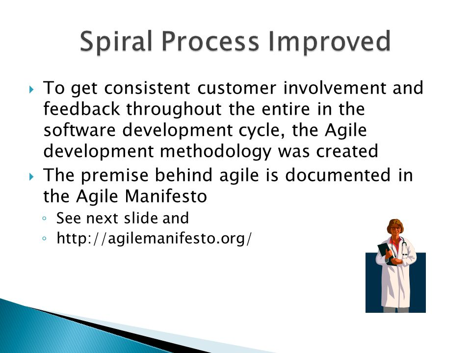Spiral Process Improved