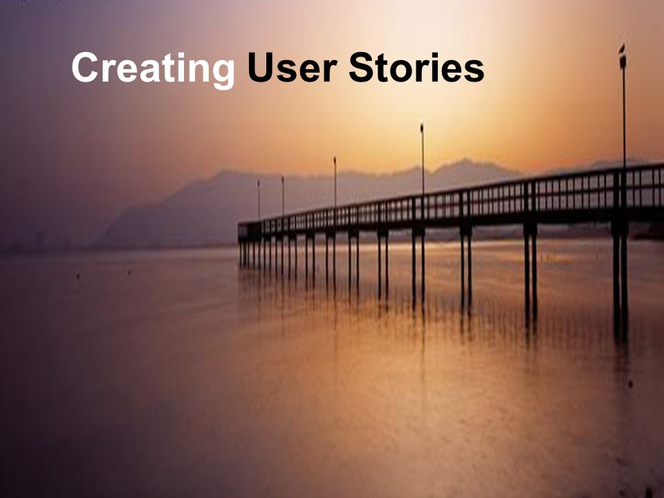 Leading Agile Creating User Stories Collaboration Model Collaboration Process