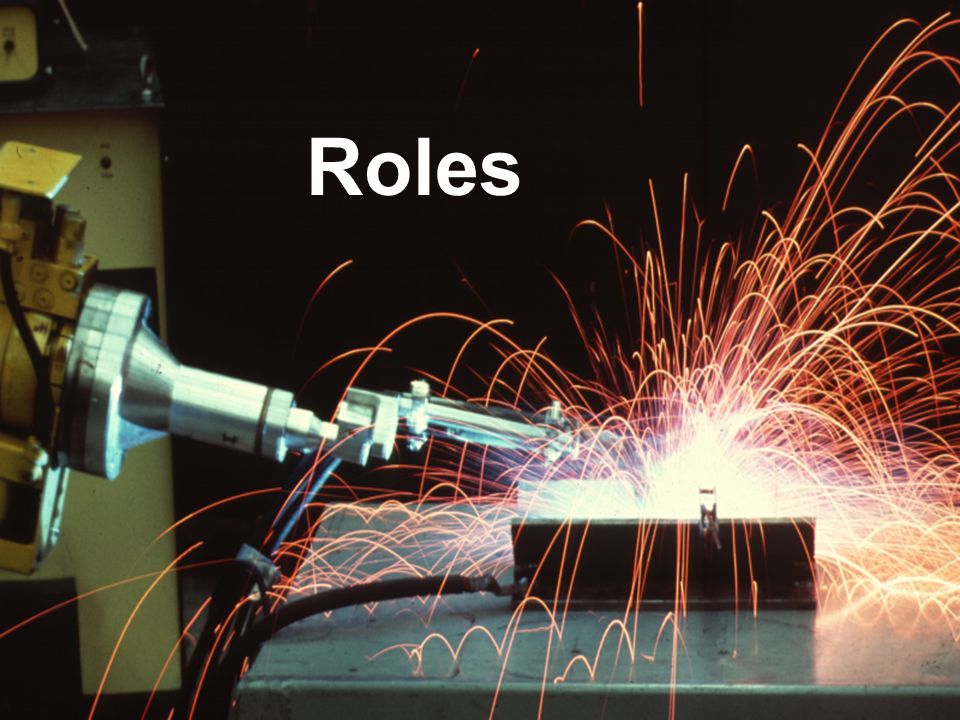 Definitions Roles