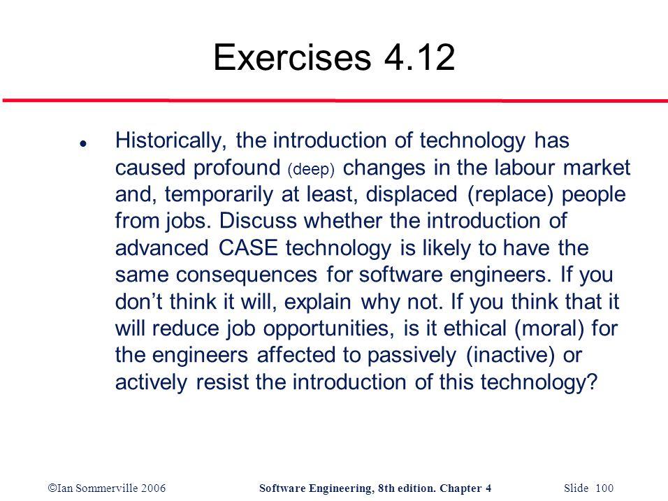 Exercises 4.12