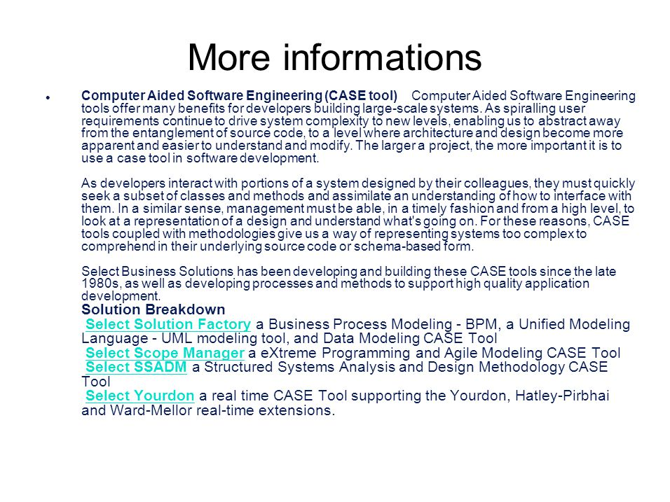 essay on computer aided software engineering A career in computer aided drafting essay computer engineering is a job that is constantly leading to the more about a career as a computer programmer essay.