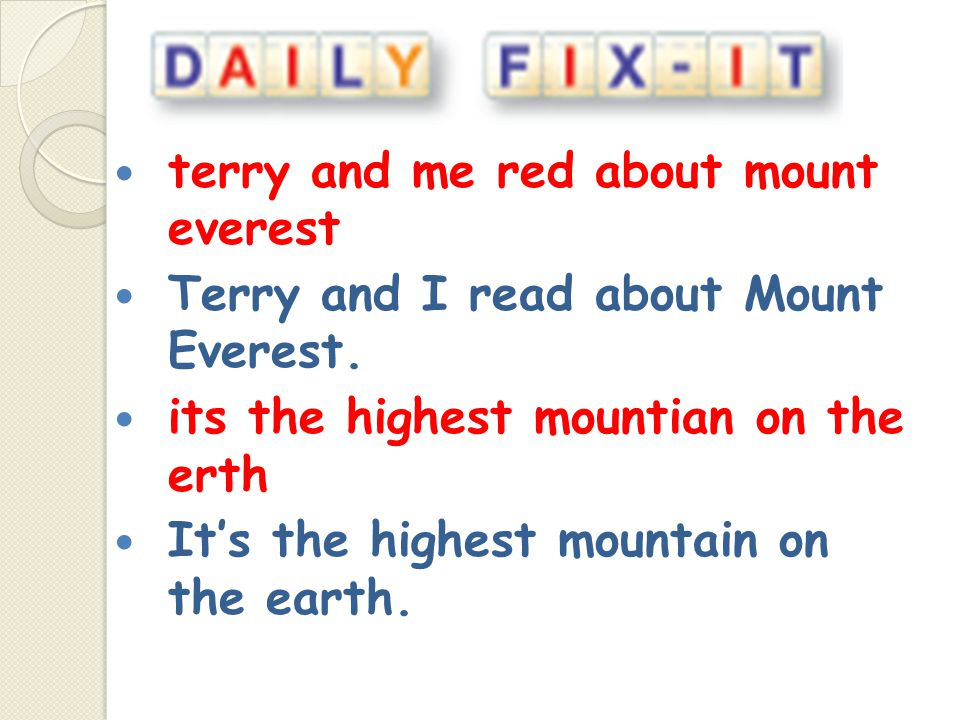 terry and me red about mount everest