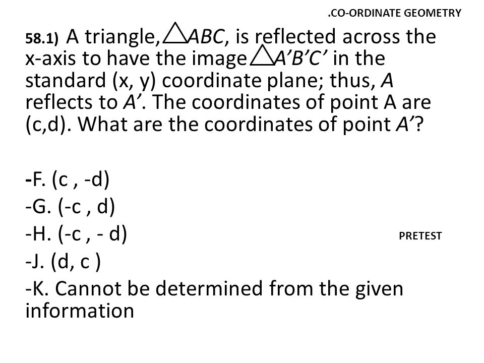 -K. Cannot be determined from the given information