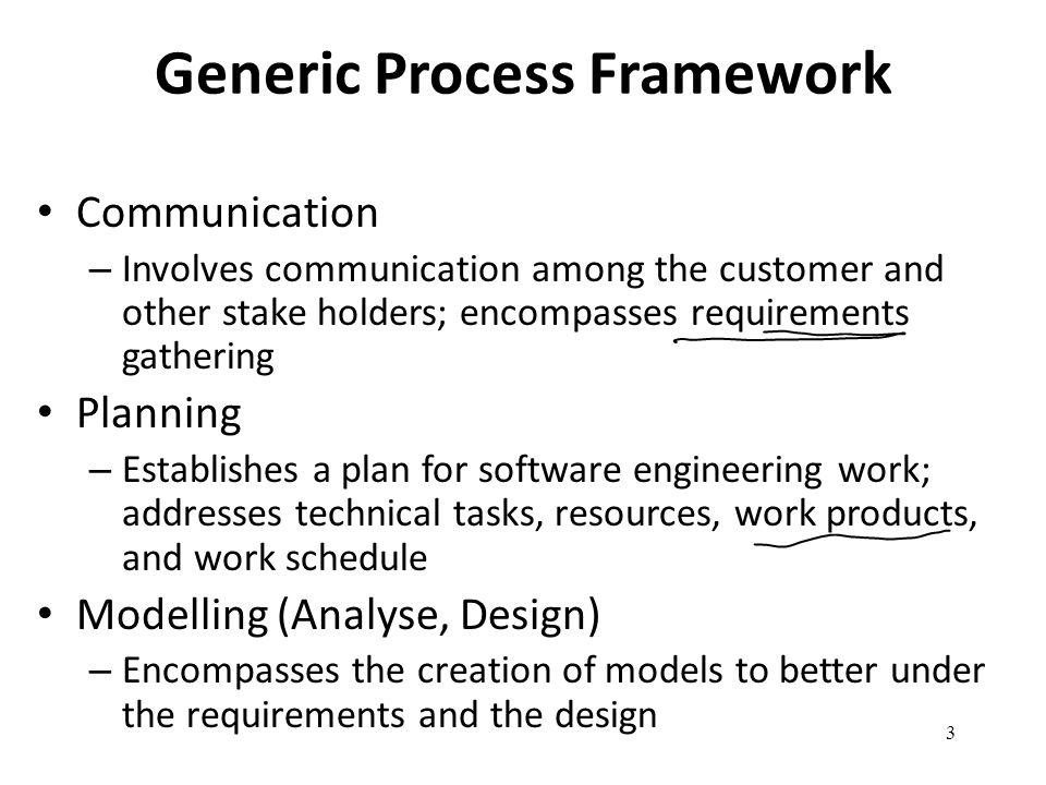 Generic Process Framework