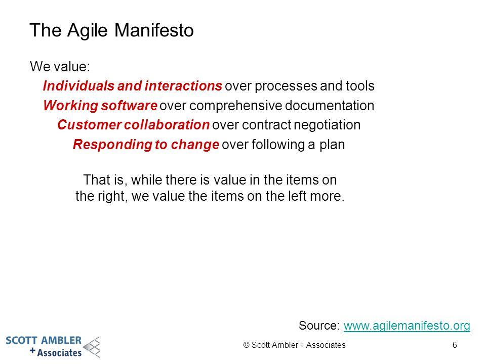 Module 2 - Agile Foundations