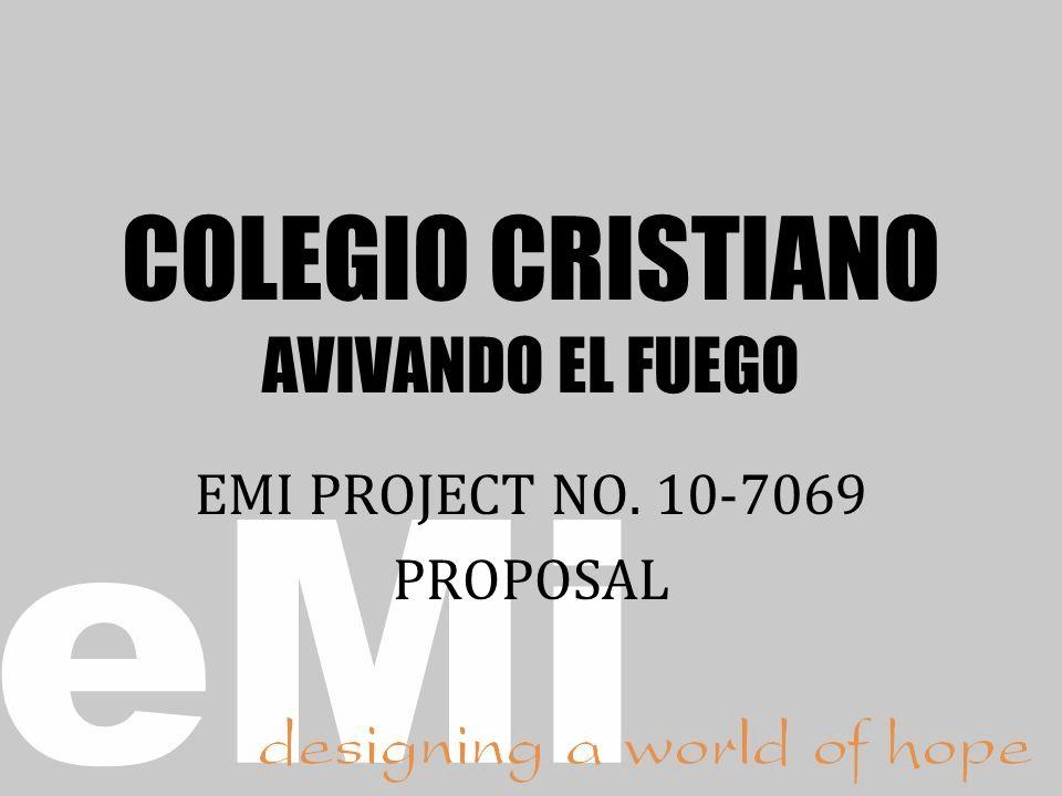 COLEGIO CRISTIANO AVIVANDO EL FUEGO
