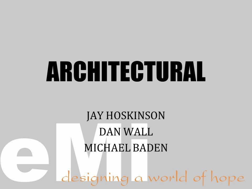 JAY HOSKINSON DAN WALL MICHAEL BADEN