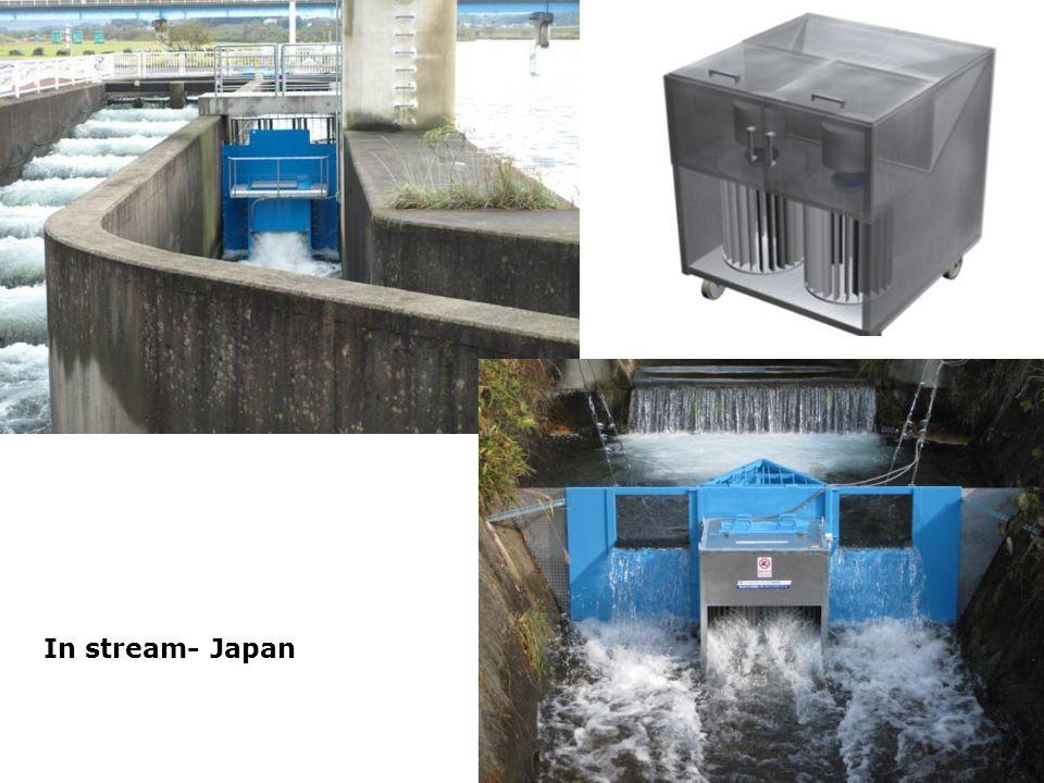 In stream- Japan