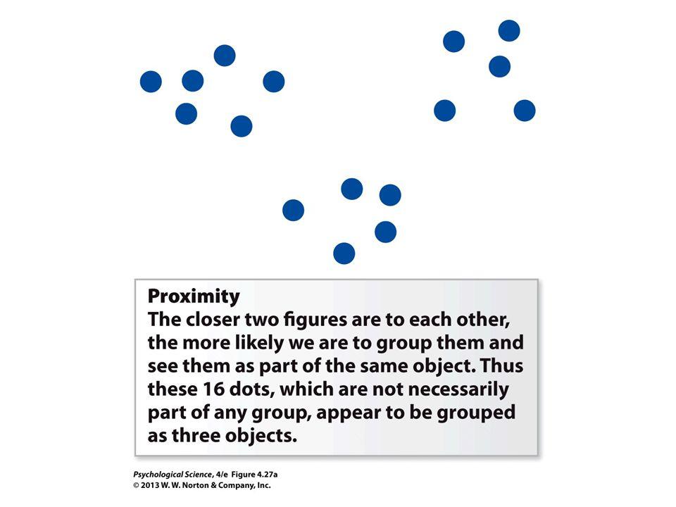 FIGURE 4.27a Gestalt Principles