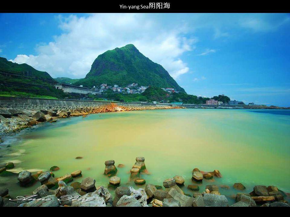 Yin-yang Sea阴阳海