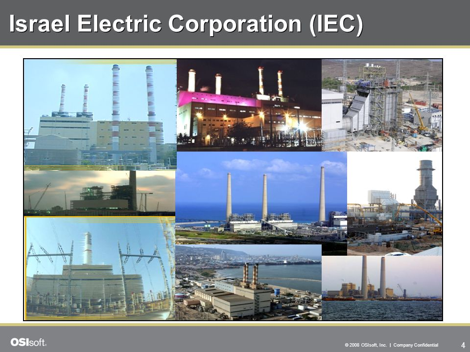 Israel Electric Corporation (IEC)