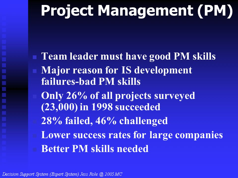 Project Management (PM)