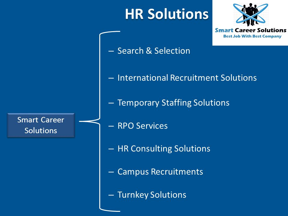 Smart Career Solutions