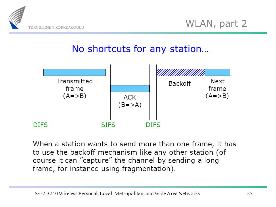 No shortcuts for any station…